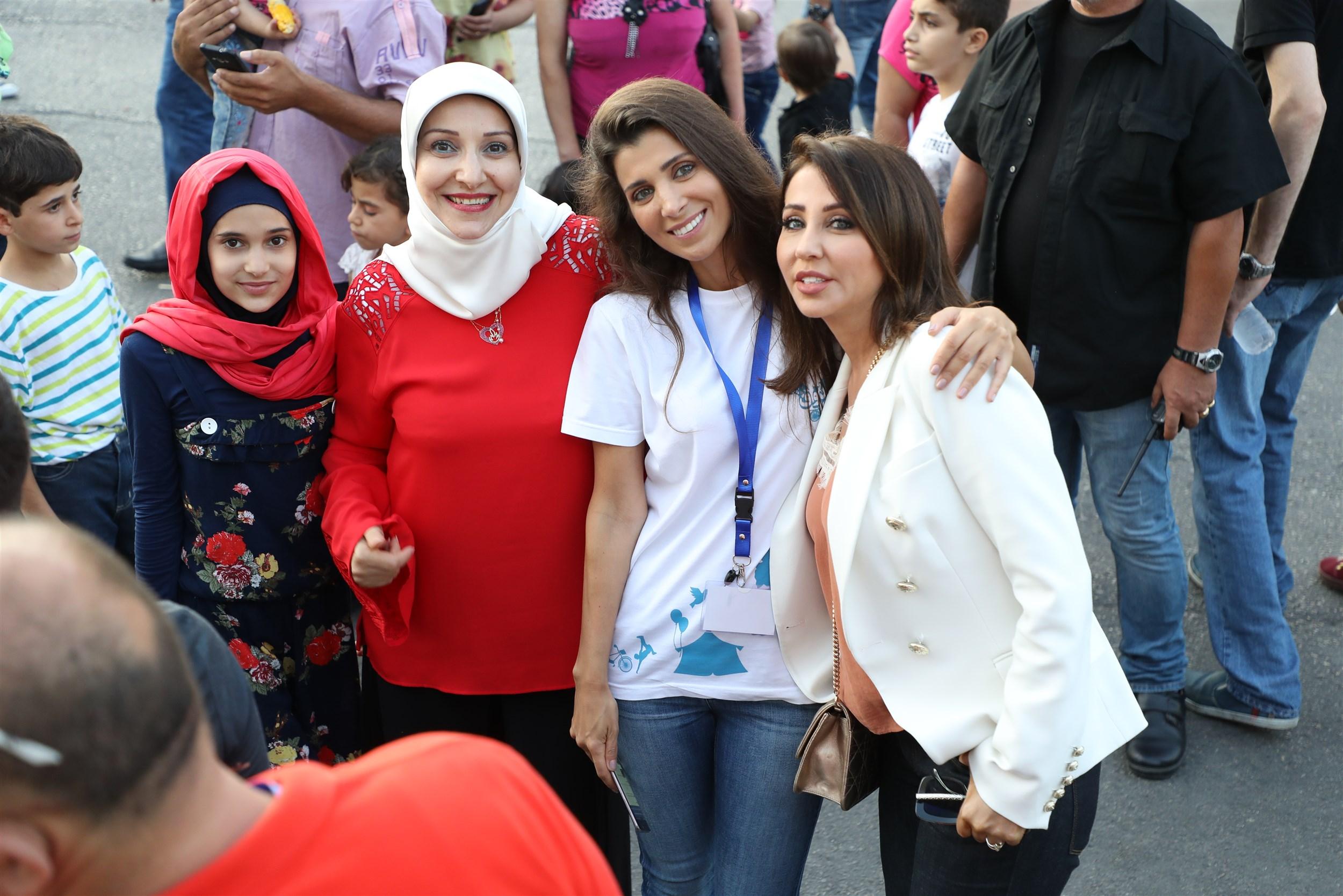with rabia zayyat
