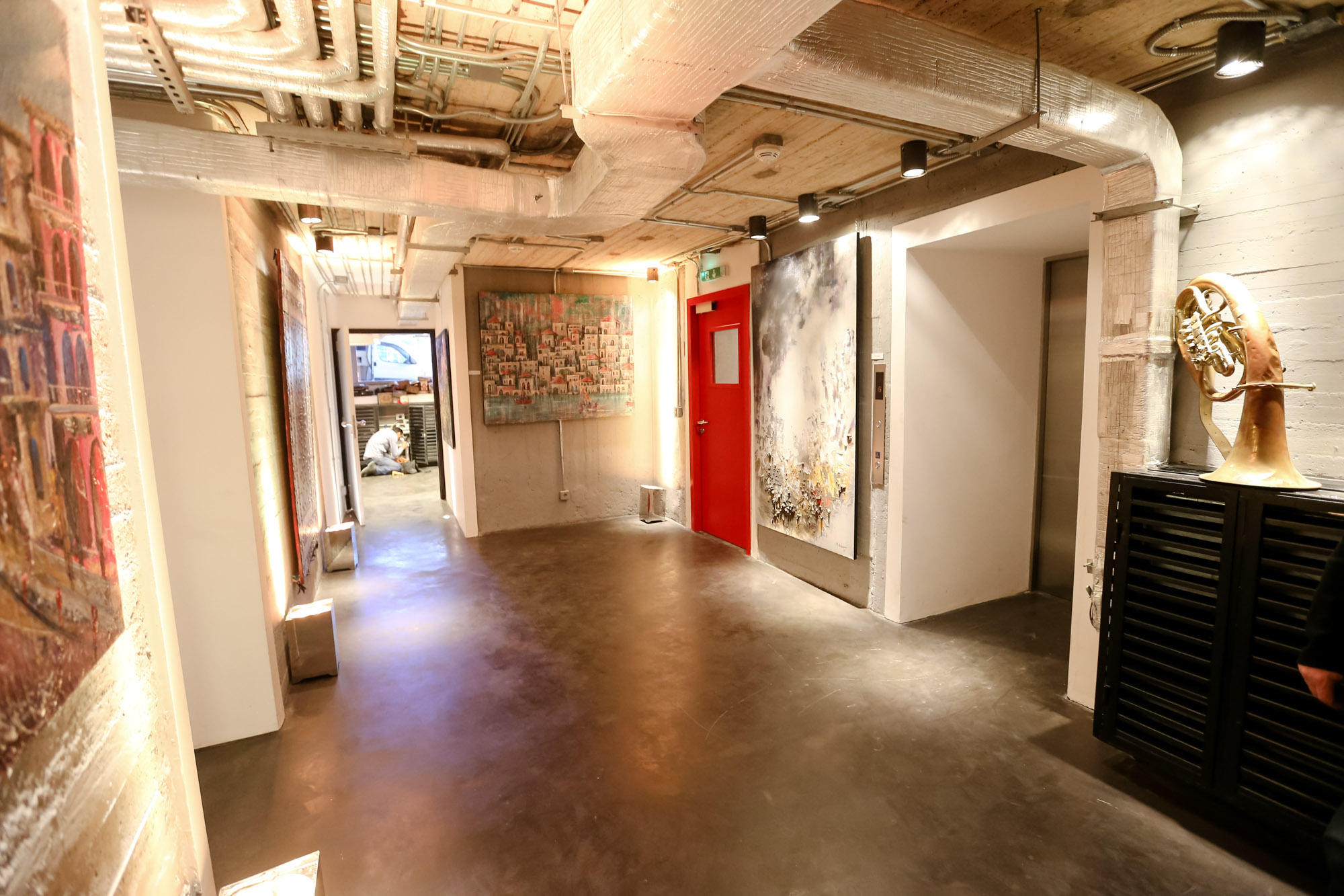 art, history, culture, and memories all in one space