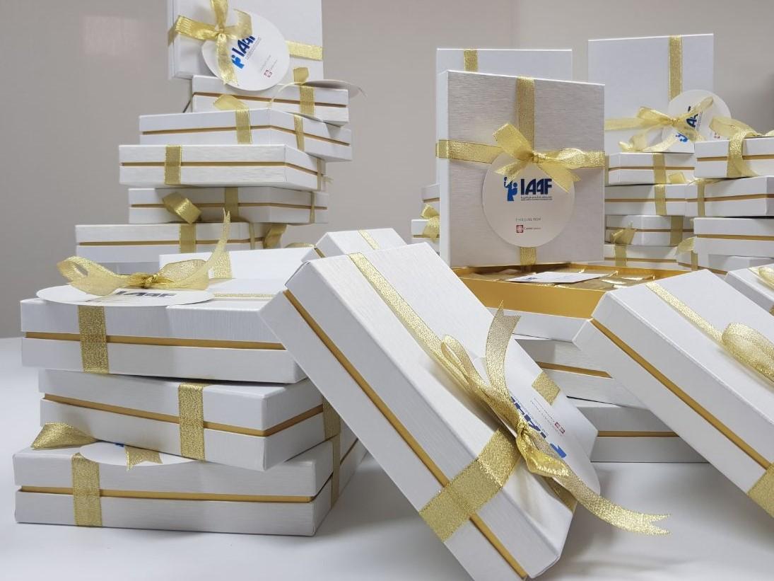 Christmas Chocolate Boxes 2017