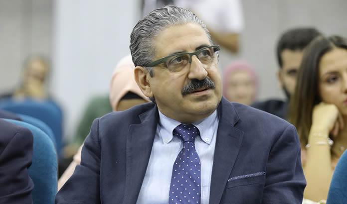 lu president mr fouad ayoub