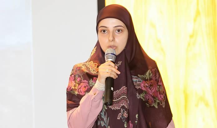 fatima mazeh winner from lu