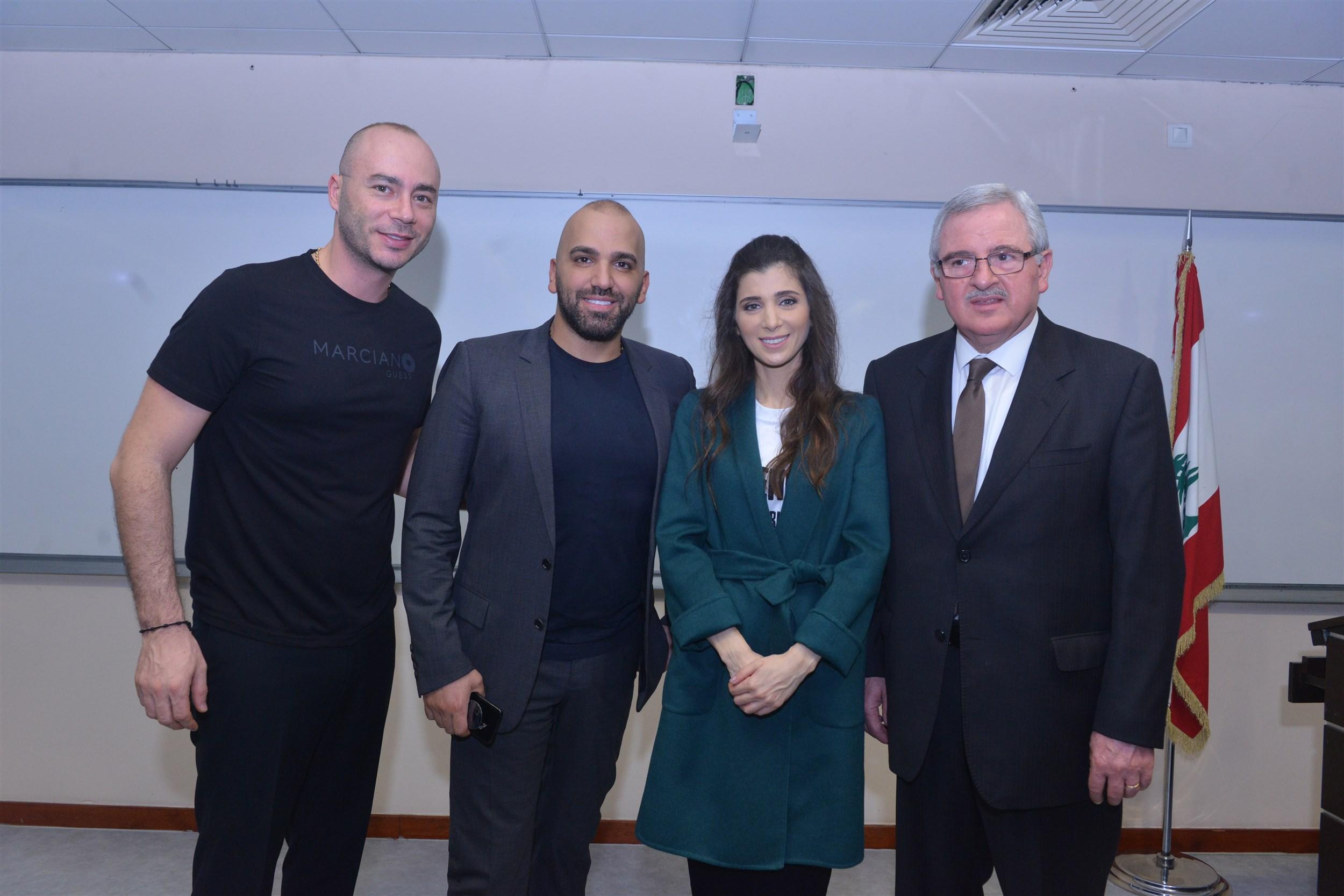 IAAF Awards - Lebanese American University Beirut Launching 2018