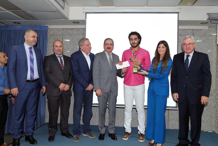 IAAF Awards - Lebanese University Event 2018
