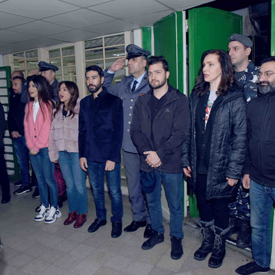 Christmas at Roumieh Prison 2018