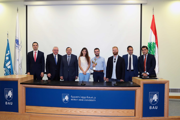 Beirut Arab University Beirut Event - 2018