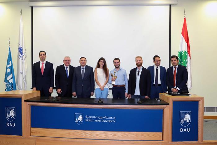 IAAF Awards - Beirut Arab University Beirut Event 2018